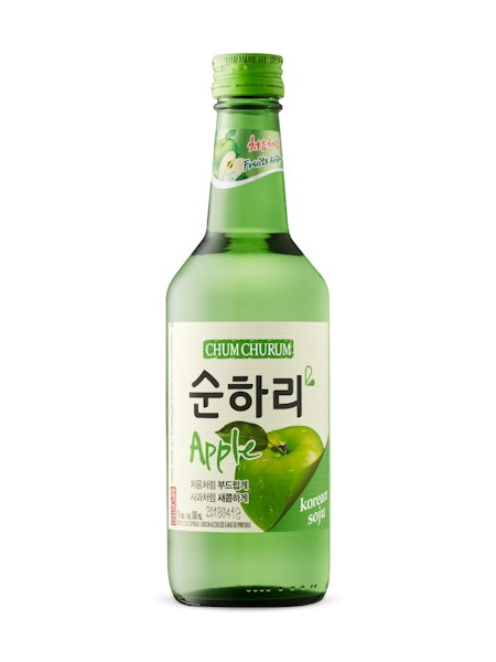 Chum Churum Apple Soju