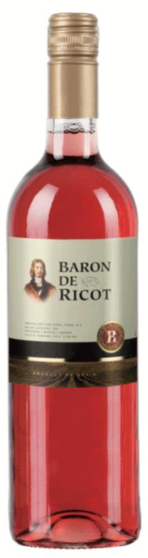 Baron De Ricot Rose Wine