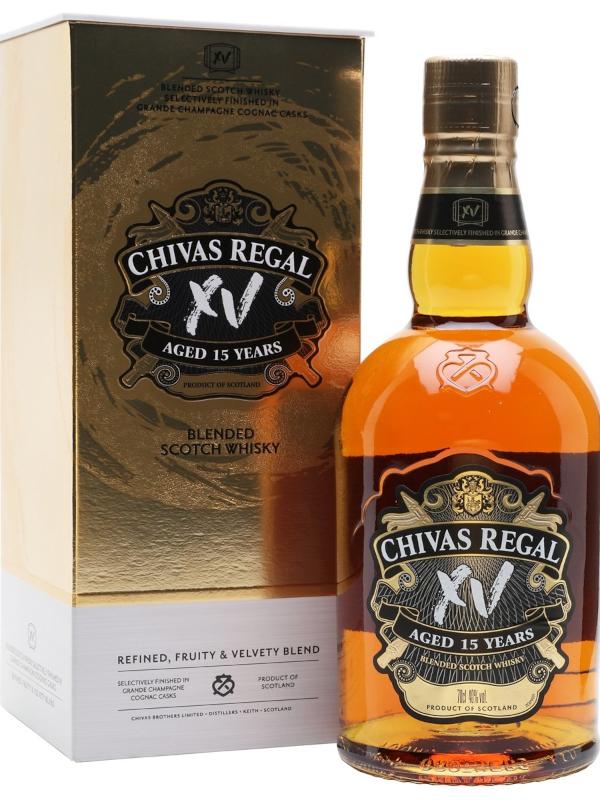 Chivas 15 Yrs