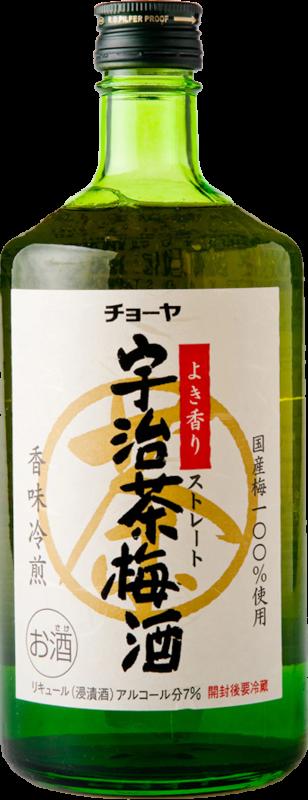 Choya Uji Green Tea 720ml