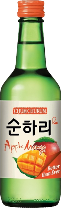 Chum Churum Apple Mango Soju