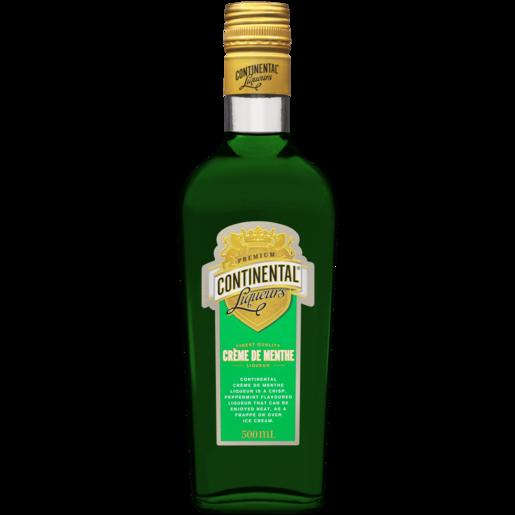 Continental Creme De Menthe
