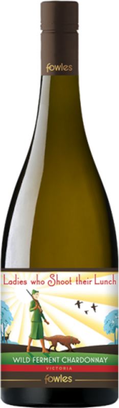 Fowles Ladies Who Shoot Their Lunch Chardonnay