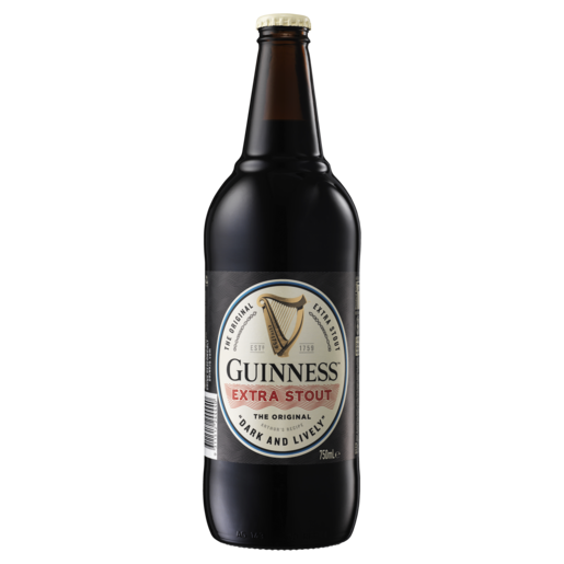 Guinness Extra Stout 750ml