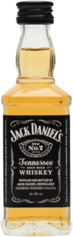 Jack Daniel 50ml