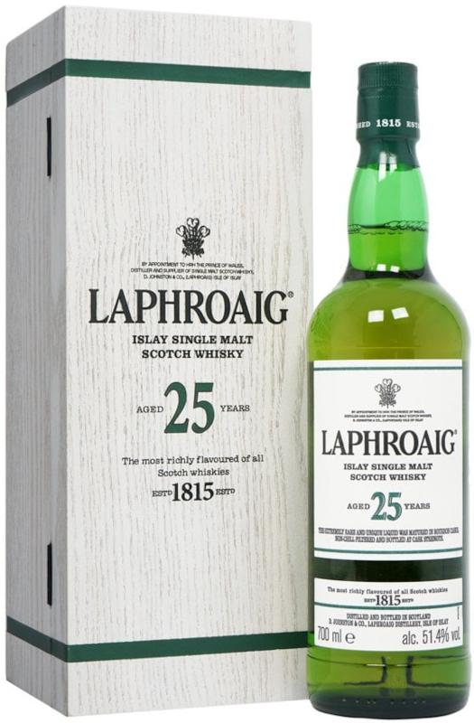 Laphroaig 25 Year