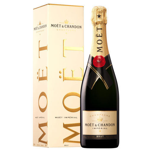 Moet and Chandon Imperial Brut Gift Box 750ml