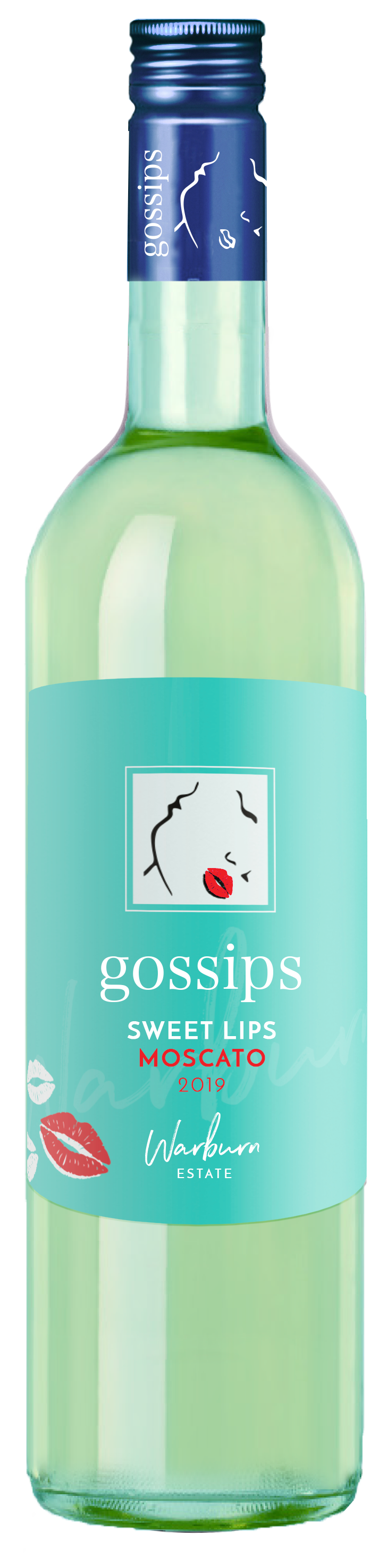 Gossips Sweet Lips Moscato 750ml