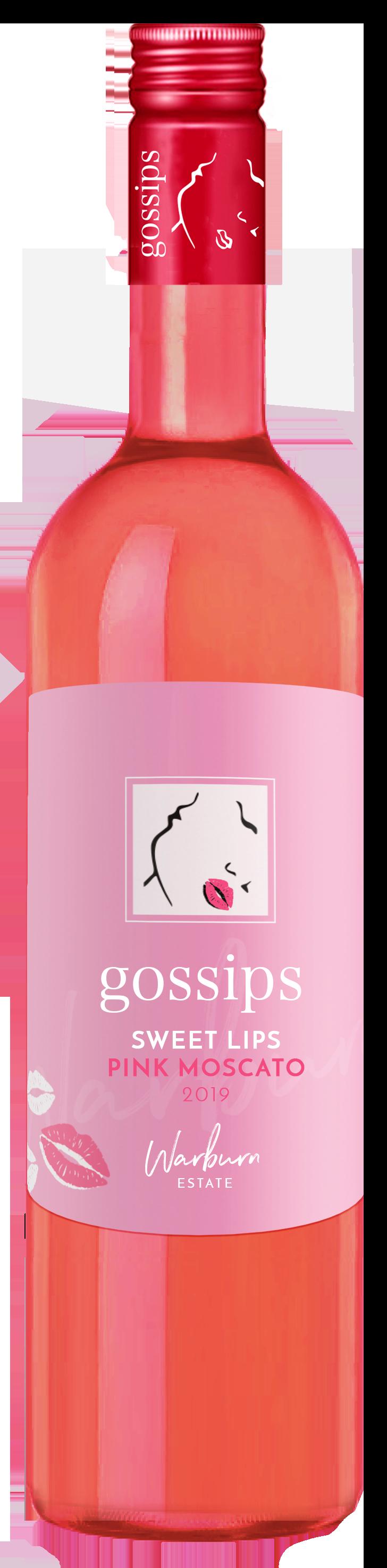 Gossips Pink Sweet Lips Moscato