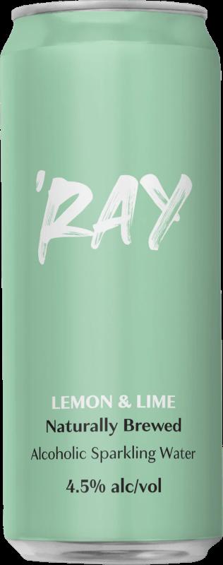 Ray Lemon and Lime
