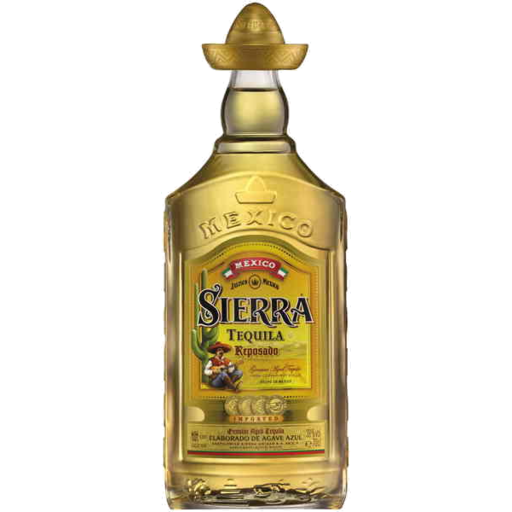 Sierra Reposado Gold Tequila 700ml