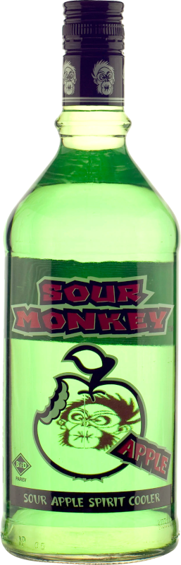Sour Monkey Apple