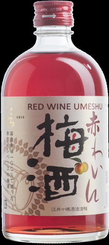 Shin Red Wine Umeshu