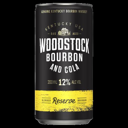 Woodstock Cola 12% 200ml