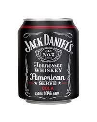 Jack Daniels Lemomade 10% 4pk