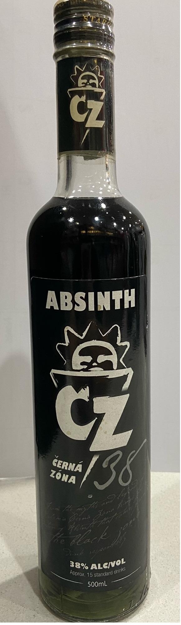Absinth Cz38