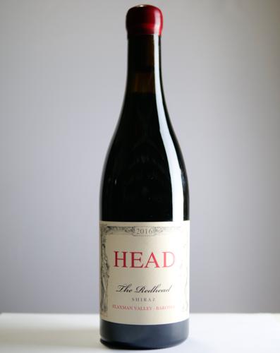 Head Wines The Redhead Shiraz 2016