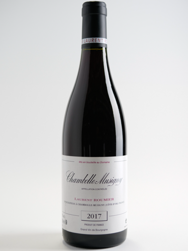 Laurent Roumier Chambolle Musigny 2017