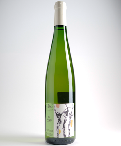 Domaine Ostertag Barriques Pinot Gris 2011