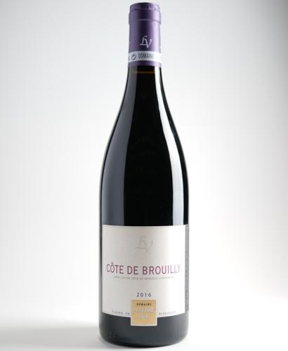 Domaine Lafarge-vial Cote De Brouilly 2016