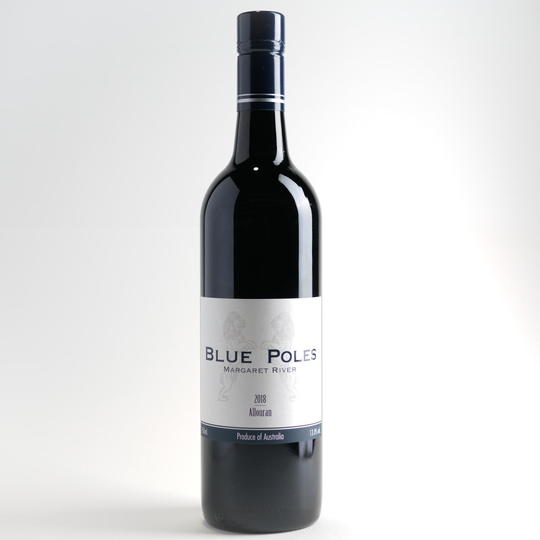 Blue Poles Allouran Cabernet Franc Merlot 2018
