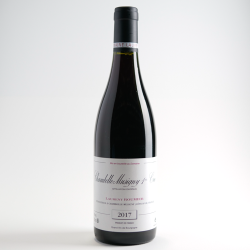 Laurent Roumier 1er Chambolle Musigny 2017