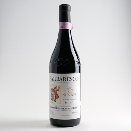 Produttori Del Barbaresco Riserva Rio Sordo 1995