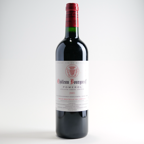 Chateau Bourgneuf 2005 Dc