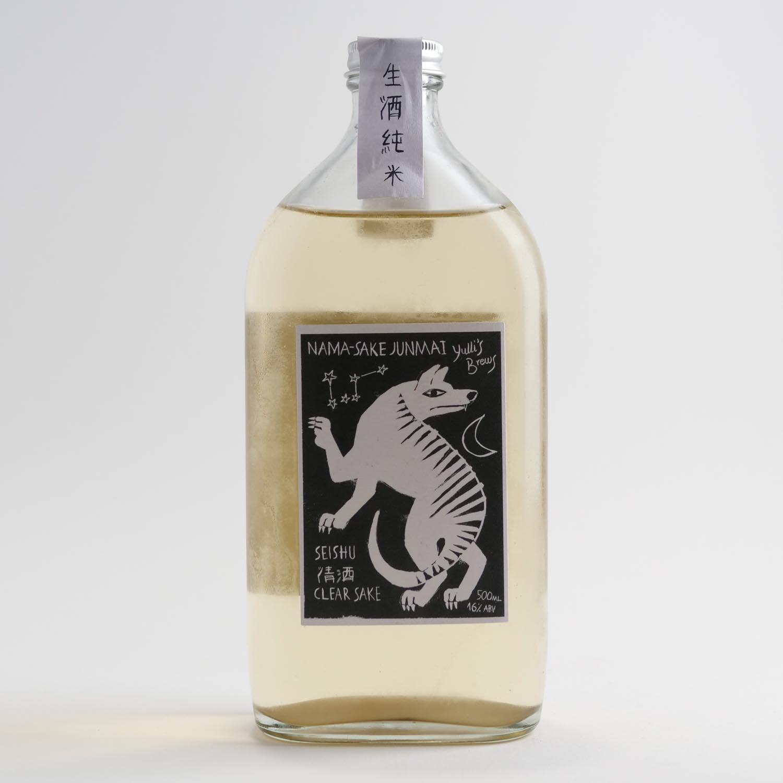 Yullis Thylacine Seishu Sake 500ml