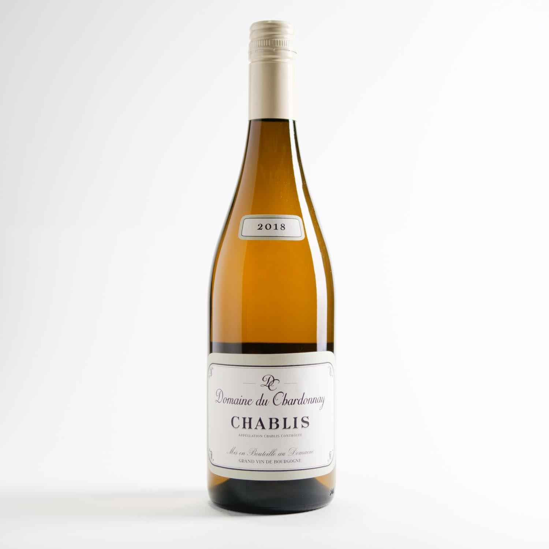 Domaine Du Chardonnay Chablis 2018