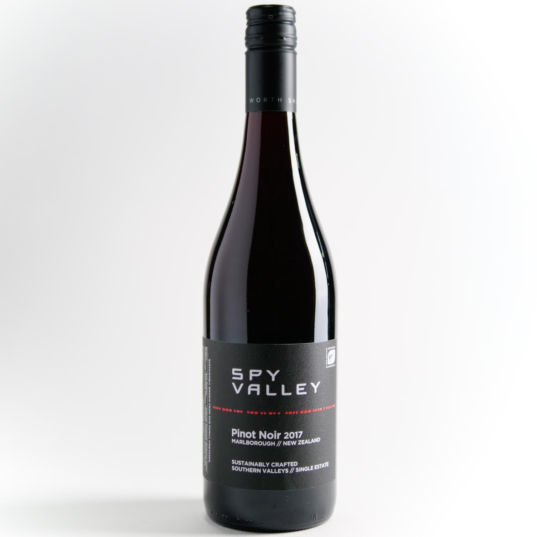 Spy Valley Pinot Noir 2017